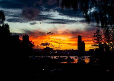 Sun Set Gold Coast